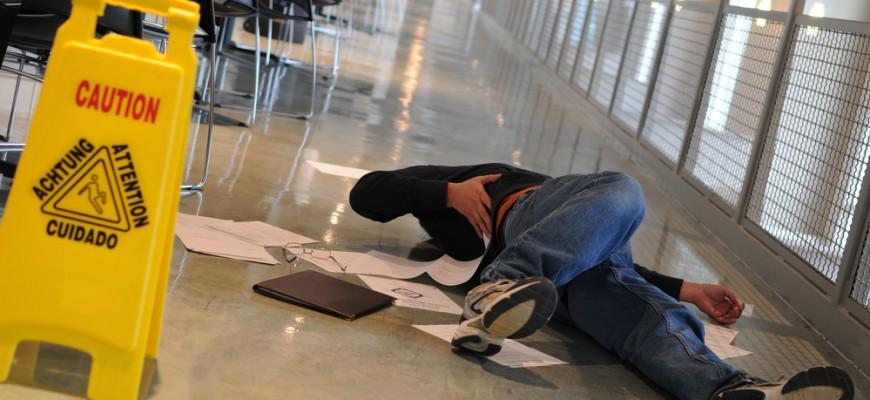 Entenda quais são os 3 acidentes de trabalho mais comuns