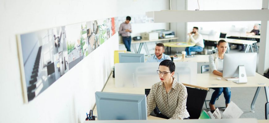 Por que a estrutura da empresa pode prejudicar a produtividade dos funcionários?